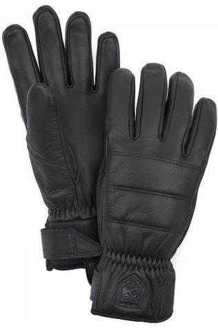 Hestra Gant Hes Women'S Alpine Leather Primaloft Glove Noir