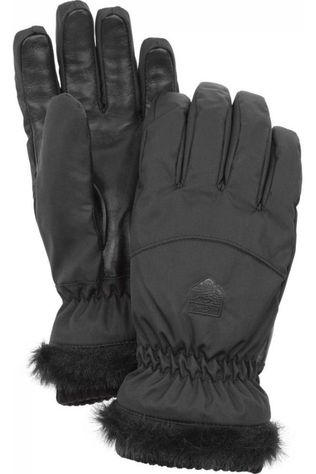 Hestra Gant Hes Women'S Primaloft Winter Forest Glove Noir