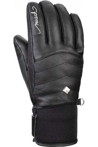 Reusch Glove Thais Leather black