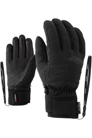 Ziener Handschoen Komi As Alpine Wool Glove Zwart
