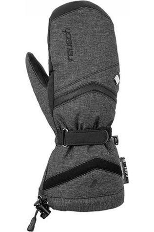 Reusch Mitten Naria R-Tex XT Down dark grey/black