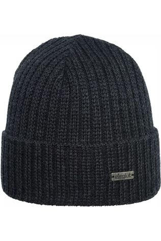 Eisglut Bonnet Jochen Merino Dark Grey Mixture