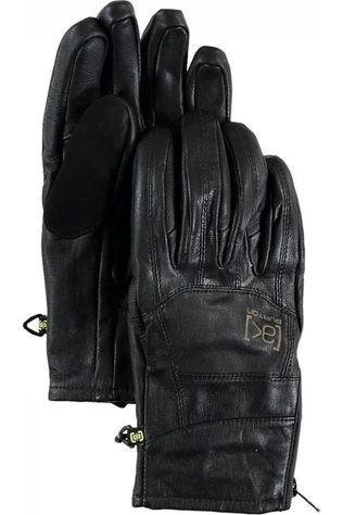 Burton Handschoen Leather Tech Zwart