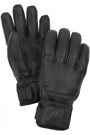 Hestra Gant Hes Omni Leather Glove Noir