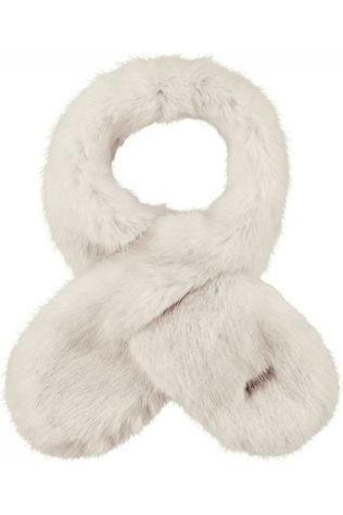 Barts Scarf Furry Scarf off white
