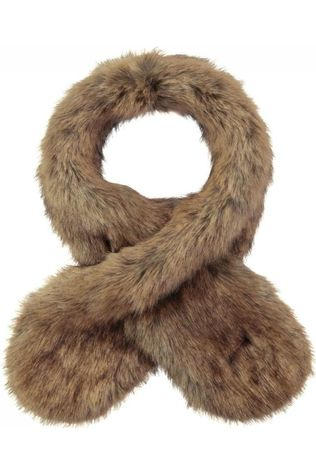 Barts Scarf Furry Scarf mid brown