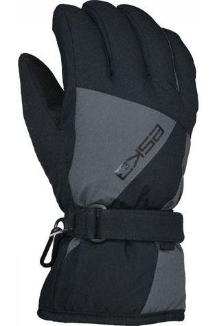 Eska Glove Lexor Dark Grey Marle