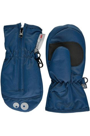 Color Kids Gant Mini Mittens Bleu Marin