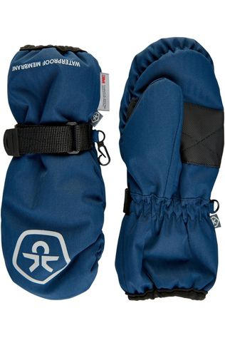 Color Kids Gant Junior Mittens Bleu Marin