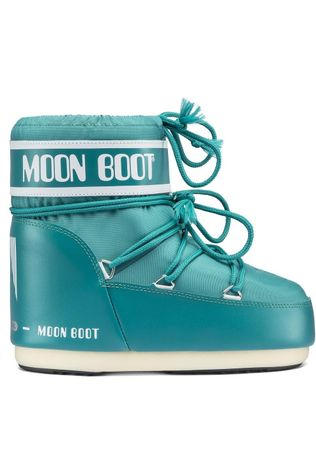Moon Boot Moonboot Classic Low Turkoois