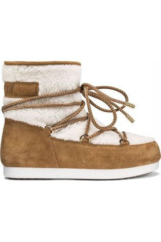 Moon Boot Après-Ski Laars  Far Side Low Shearling Middenbruin