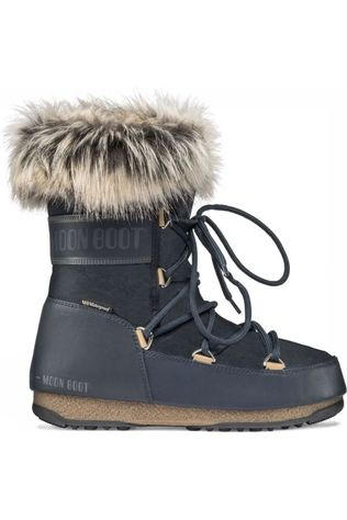 Moon Boot Après-Ski Laars Monaco Low WP 2 Blauw