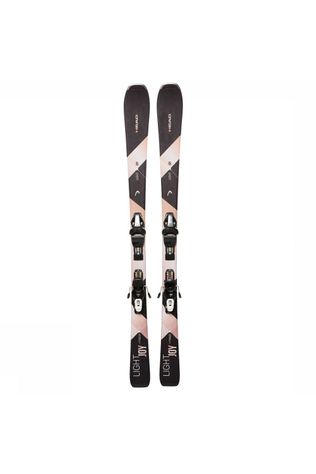 Head Ski Light Joy+Joy 9 Zwart/Brons