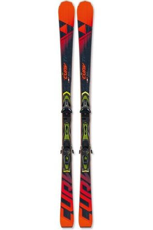 Fischer Ski Rc4 The Curv Ti Ar + Rc4 Z11 Pr red/black