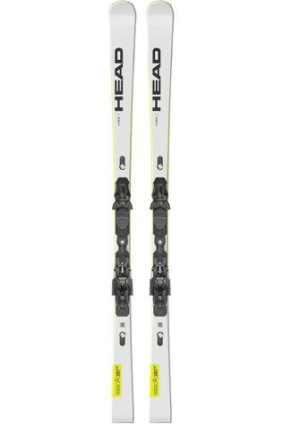 Head Ski Worldcup Rebels E.Speed-Freeflex St14 Wit/Geel