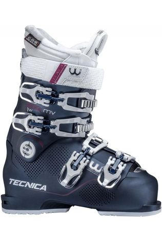 Tecnica Ski Boot Mach 1 95 Mv W Navy Blue/White