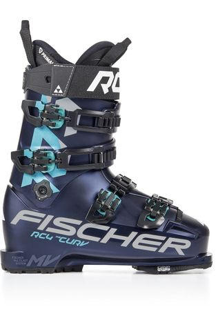 Fischer Chaussure De Ski Rc4 The Curv 105 Vacuum Walk W Mv Bleu