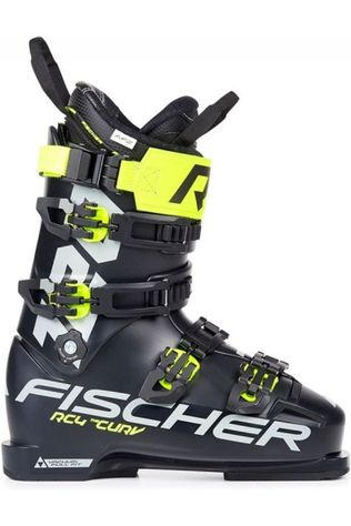 Fischer Skischoen Rc4 The Curv 120 Vacuum Full Fit Zwart/Geel