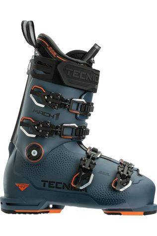 Tecnica Ski Boot Mach 1 120 Hv mid blue/orange