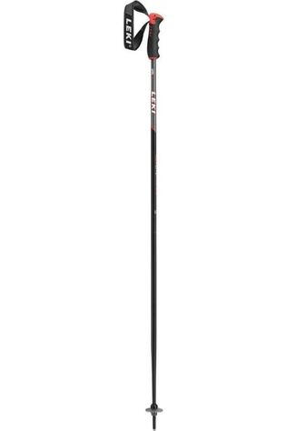 Leki Ski Pole Neolite Airfoil black/red