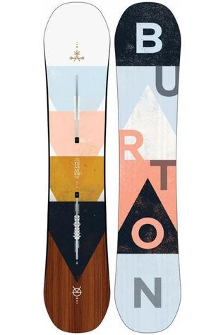 Burton Snowboard Yeasayer Blanc/Assortiment