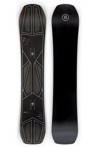 Ride Snowboard Commissioner black/mid grey