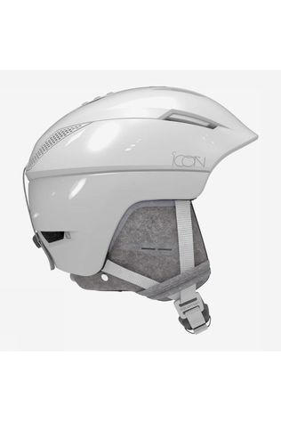 Salomon Ski Helmet Icon Custom Air white