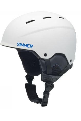 Sinner Ski Helmet Typhoon white