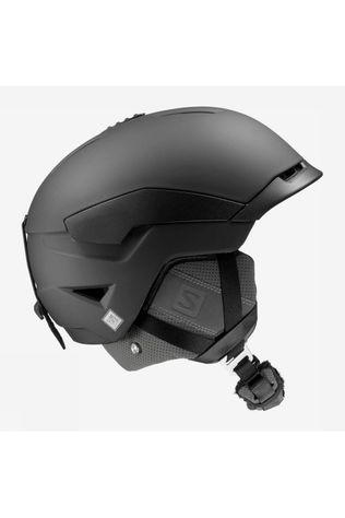 Salomon Casque De Ski Quest Custom Air Noir