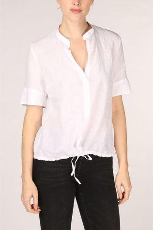 Marc O'Polo Blouse M03 130541025 Wit