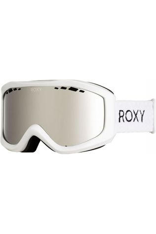 Roxy Skibril Sunset Mirror Wit/Zilver