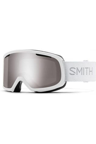 Smith Ski Goggles Riot off white/silver