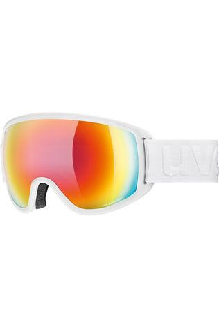 Uvex Ski Goggles Topic Fm Sphere white/red