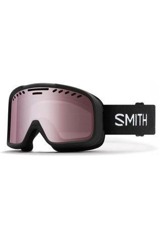 Smith Ski Goggles Project black/light red