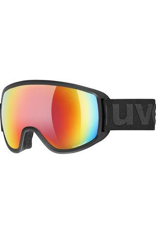 Uvex Ski Goggles Topic Fm Sphere black/red
