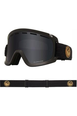 Dragon Ski Goggles D1 Otg BLACK