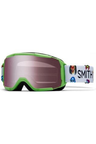 Smith Skibril Daredevil Assortiment/Middenrood