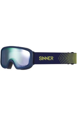 Sinner Skibril Duck Mountain Marineblauw/Blauw
