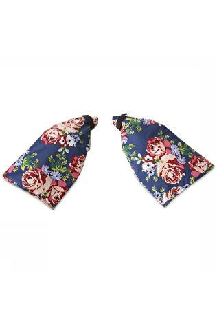 Basil ACCESSORY BAS BASL 693843 Mid Blue/Ass. Flower