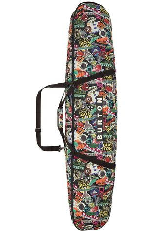 Burton Snowboardtas Space Sack Board Bag Wit/Assorti / Gemengd