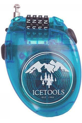Ice Tools Slot Mr. Lock Middenblauw