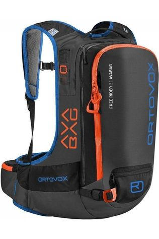 Ortovox Snow Safety Free Rider 22 Avabag black/dark grey
