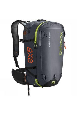 Ortovox Snow Safety Ascent 40 Avabag Zwart/Donkergrijs