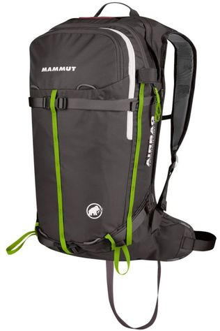 Mammut Snow Safety Flip Removable Airbag 3.0 Middengrijs/Groen