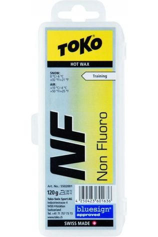 Toko Maintenance NF Hot Wax Yellow 120G No colour / Transparent