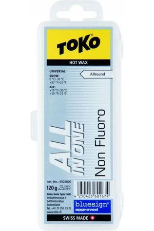 Toko Maintenance All-In-One Hot Wax 120G No colour / Transparent