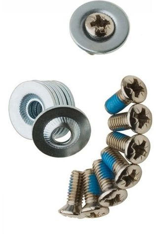 Ice Tools Entretien Mounting Screws 16mm Argent