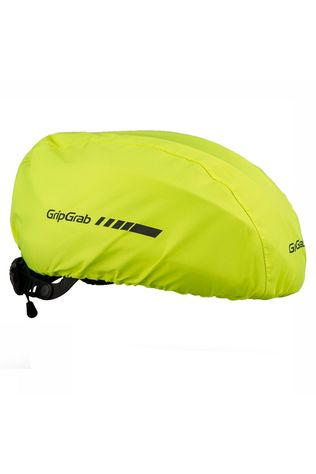 GripGrab Helmet Cover Hi-Vis light yellow