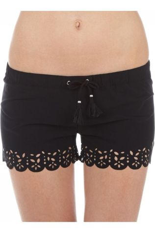 Banana Moon Shorts Meow Huawei black