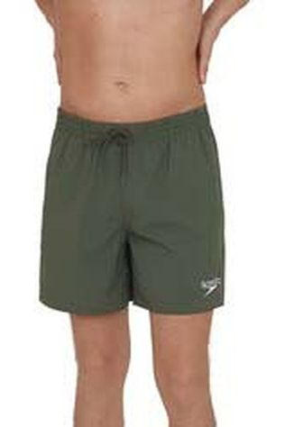 Speedo Short De Bain Essentials 16 Kaki Moyen